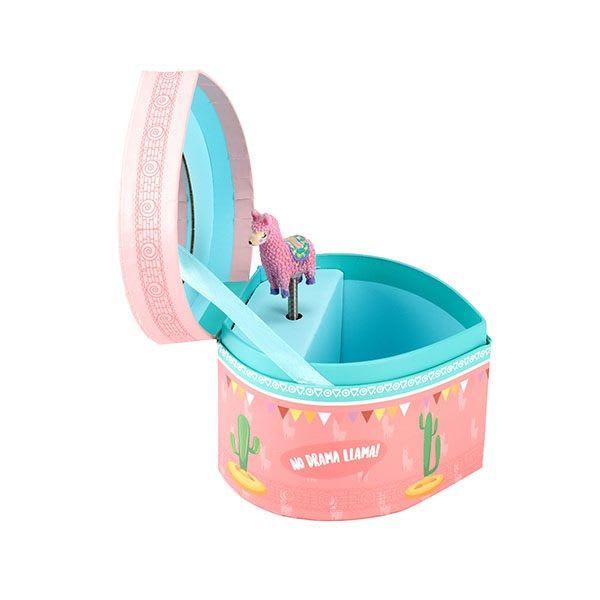 Μουσικό Kουτί No Drama LLAMA καρδιά Toi-Toys (35593B)