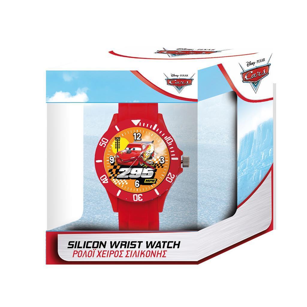 Ρολόι CARS σε κουτί δώρου Diakakis (562690)