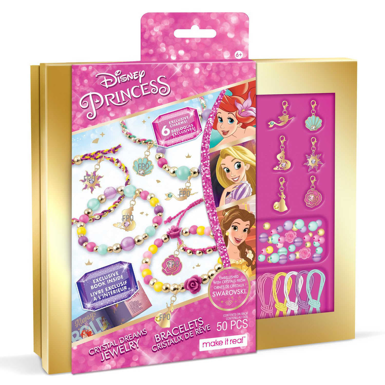 Crystal Dreams Bracelets  Disney Princess Make it Real (4381)