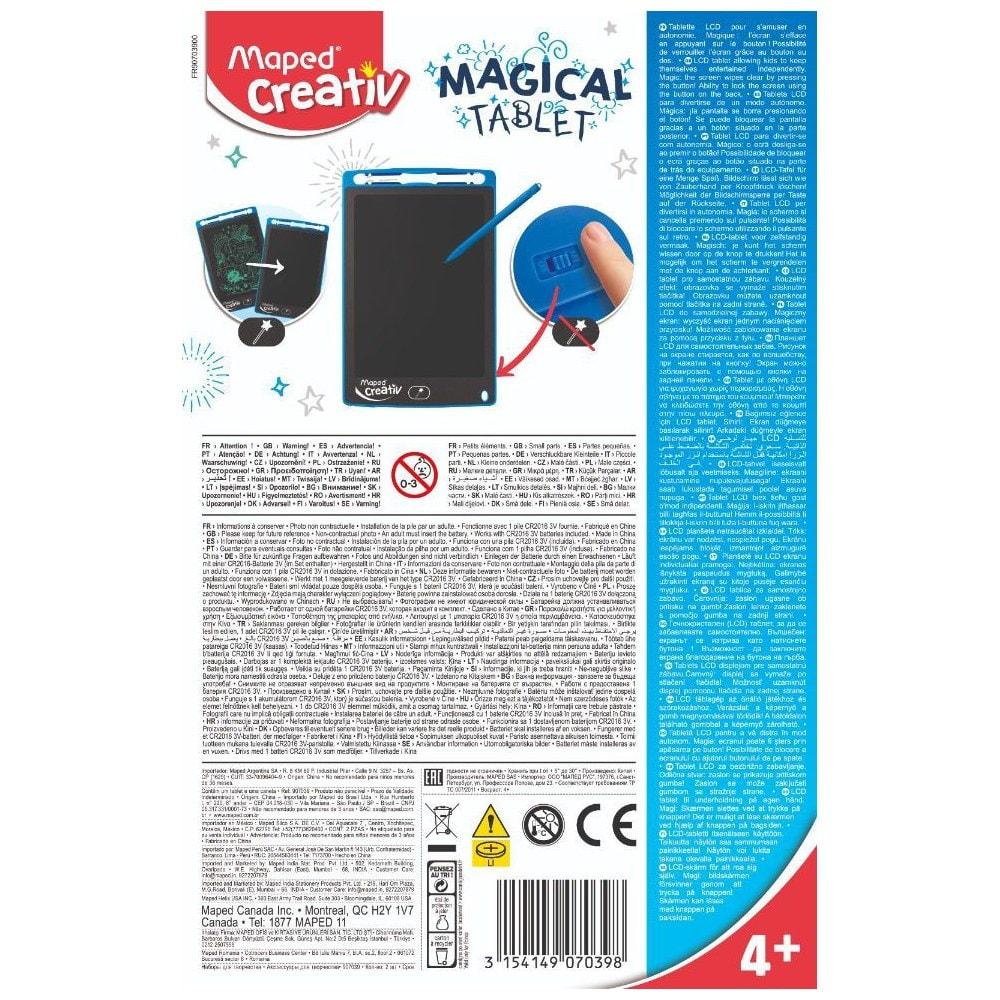 Creative Μαγικό Τάμπλετ LCD MAPED (907039)