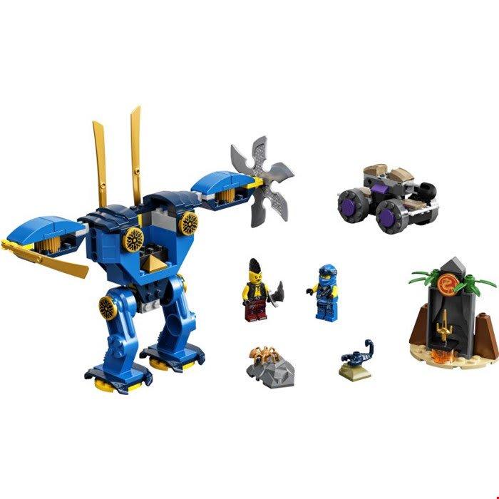 71740 Jay's Electro Mech LEGO