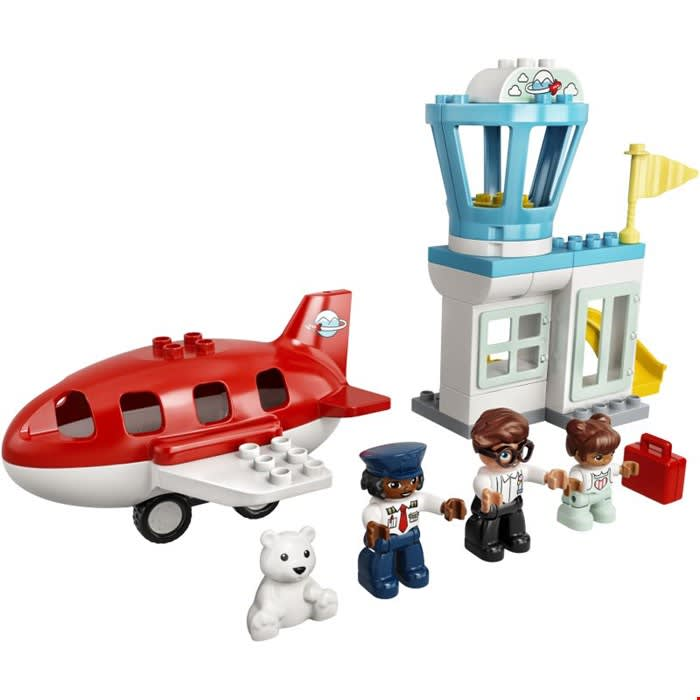 10961 Airplane & Airport V29 LEGO
