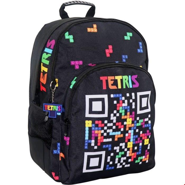 Σχολική Τσάντα Πλάτης Δημοτικού Must Energy Tetris με 3 θήκες Diakakis (504030)
