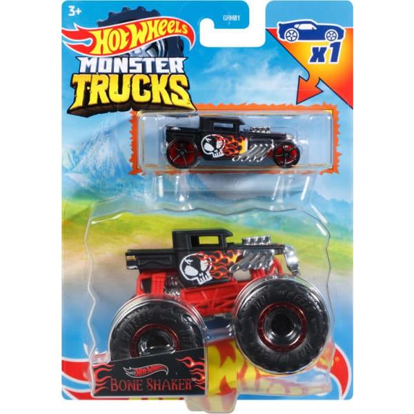 Όχημα Hot Wheels Truck Με Αυτοκινητάκι MATTEL (GRH81)