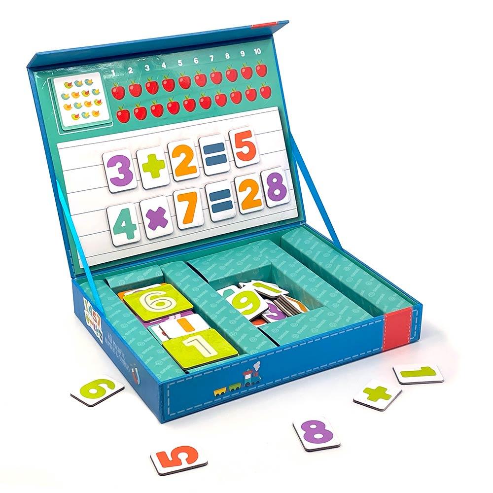 Svoora Μαγνητικό Σετ 'Παίζω με τους Αριθμούς και μαθαίνω τις Πράξεις' (03022)
