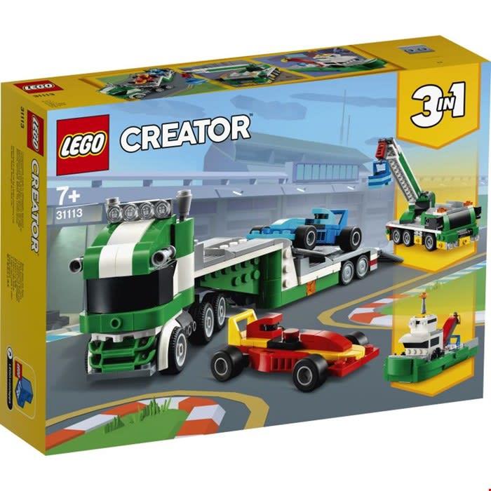 31113 Race Car Transporter LEGO