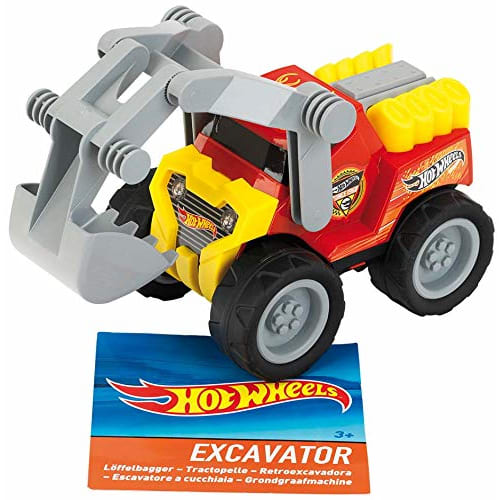Hot Wheels Εκσκαφέας 29 εκ. Klein (2445)