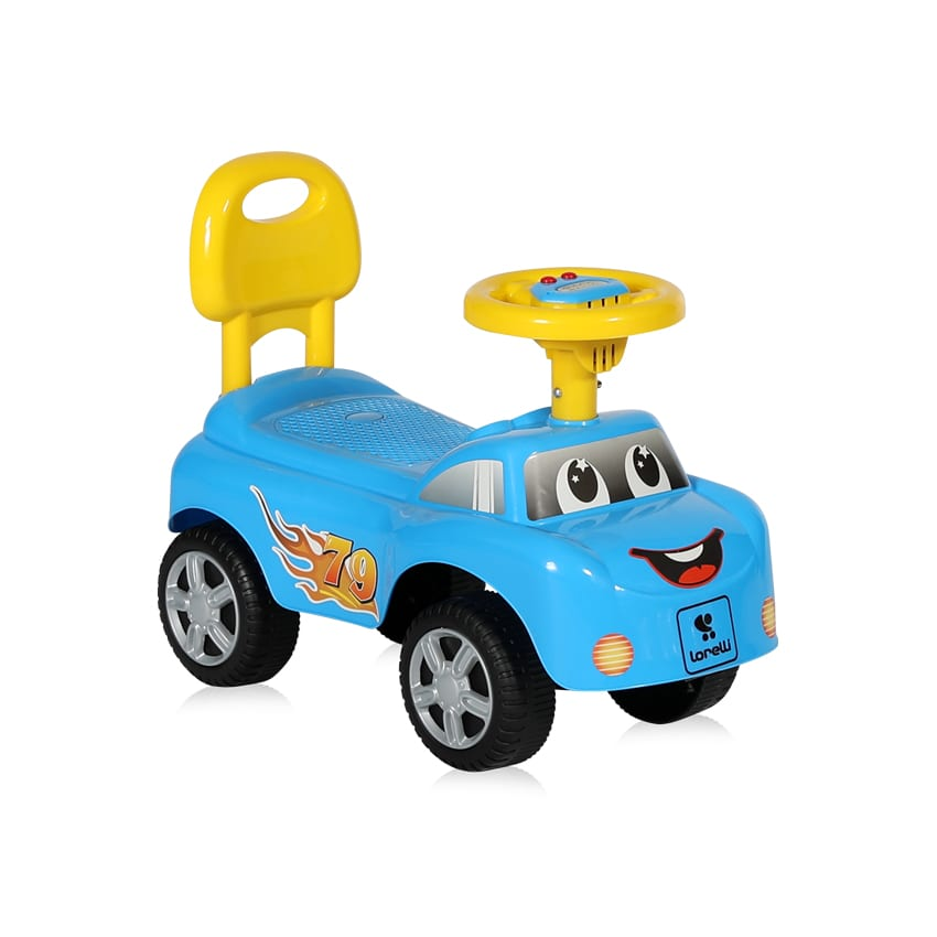 Αυτοκινητάκι Ride On My Friend Μπλε lorelli (1040004)