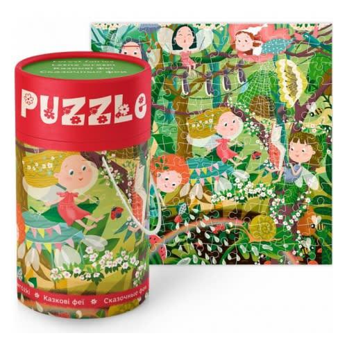 Παζλ 120 τεμ. Νεράιδες του Δάσους Dodo Puzzle (300271)