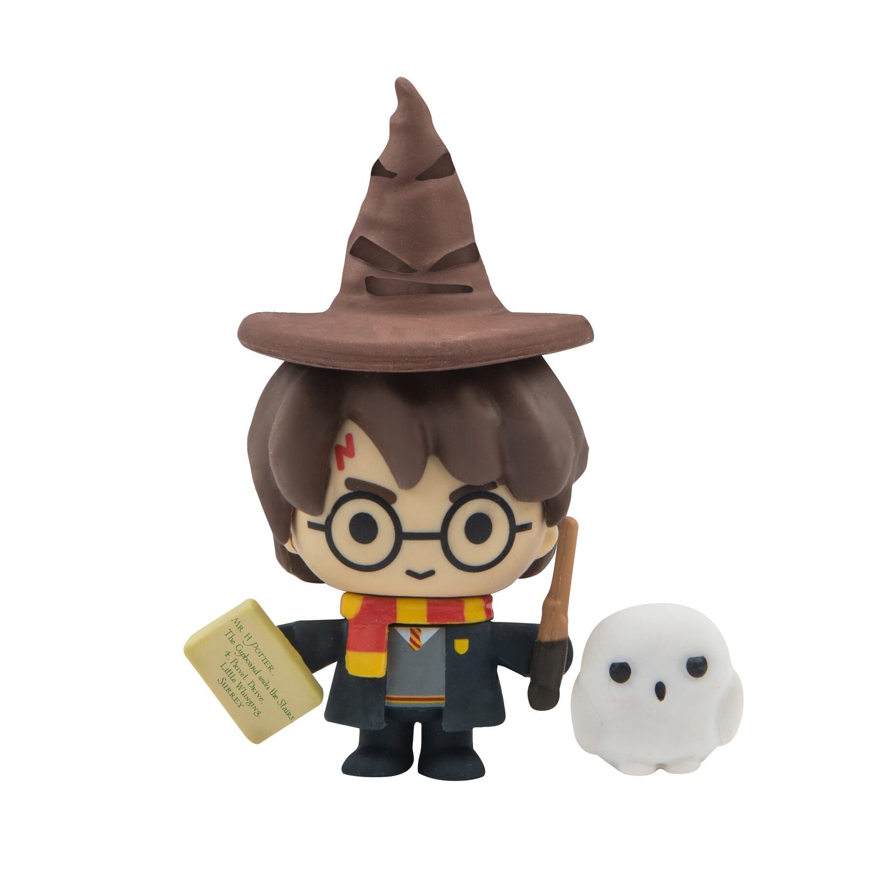 Harry Potter Mini Figures Γόμα CineReplicas (HPE60482)