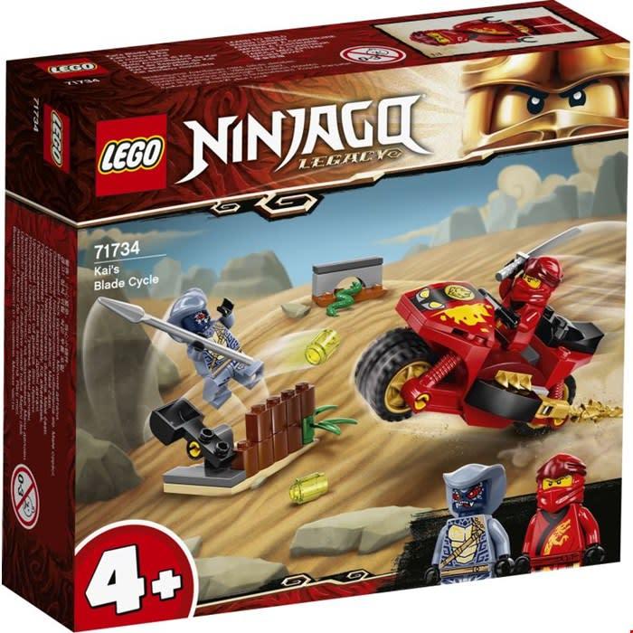 71734 Kai's Blade Cycle LEGO