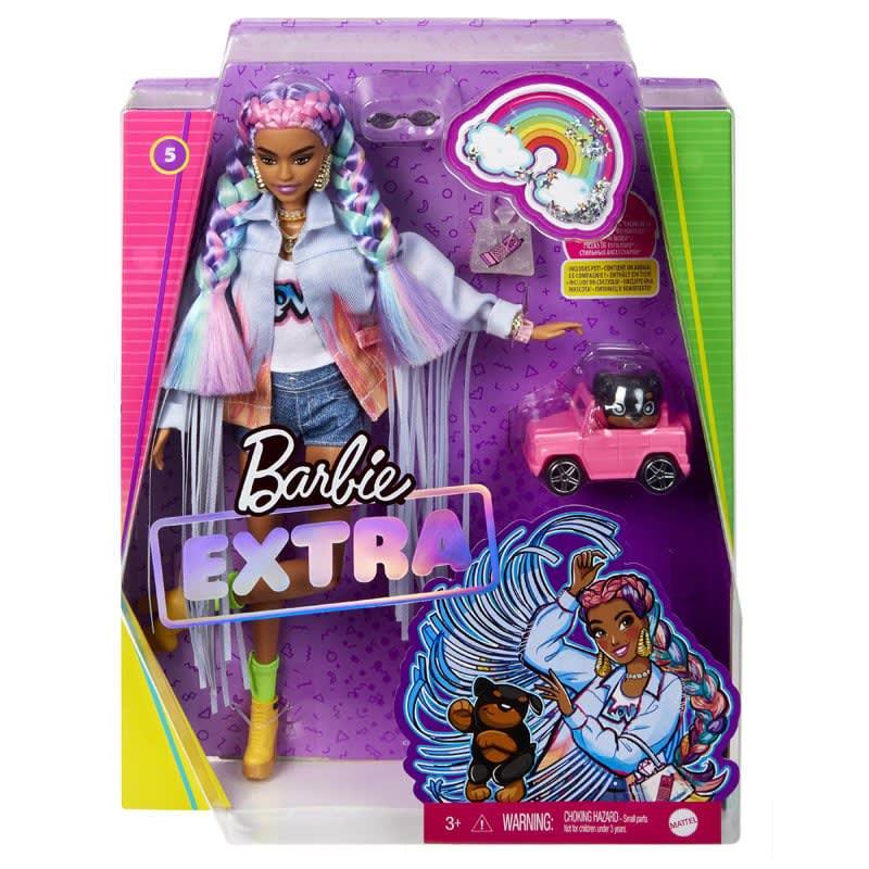 Barbie Extra - Denim Jacket (GRN29)