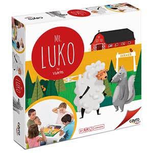 Mr. Luko  Επιτραπέζιο Συνεργασίας CAYRO (883)