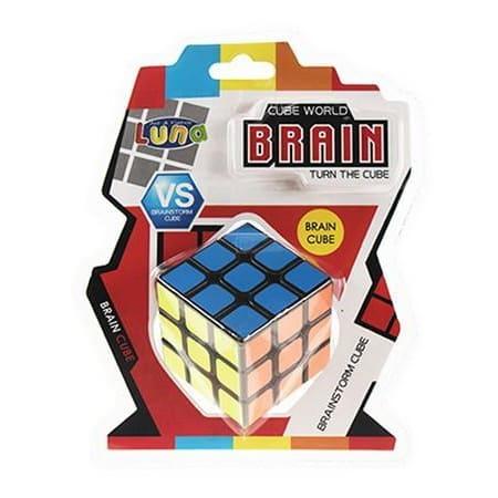 Κύβος 3Χ3 BrainStorm Cube Luna (620702)