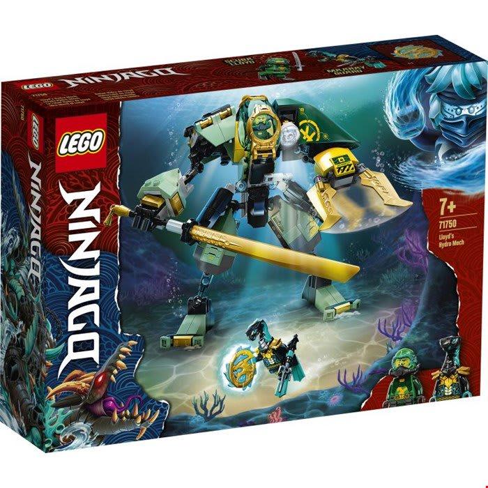71750 Lloyd's Hydro Mech LEGO