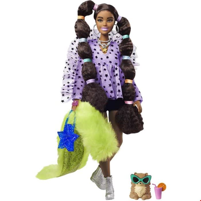 Barbie Extra - Bobble Hair MATTEL (GXF10)