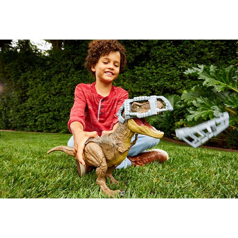 T-Rex που ''Περπατάει'' και Απελευθερώνεται MATTEL (GWD67)