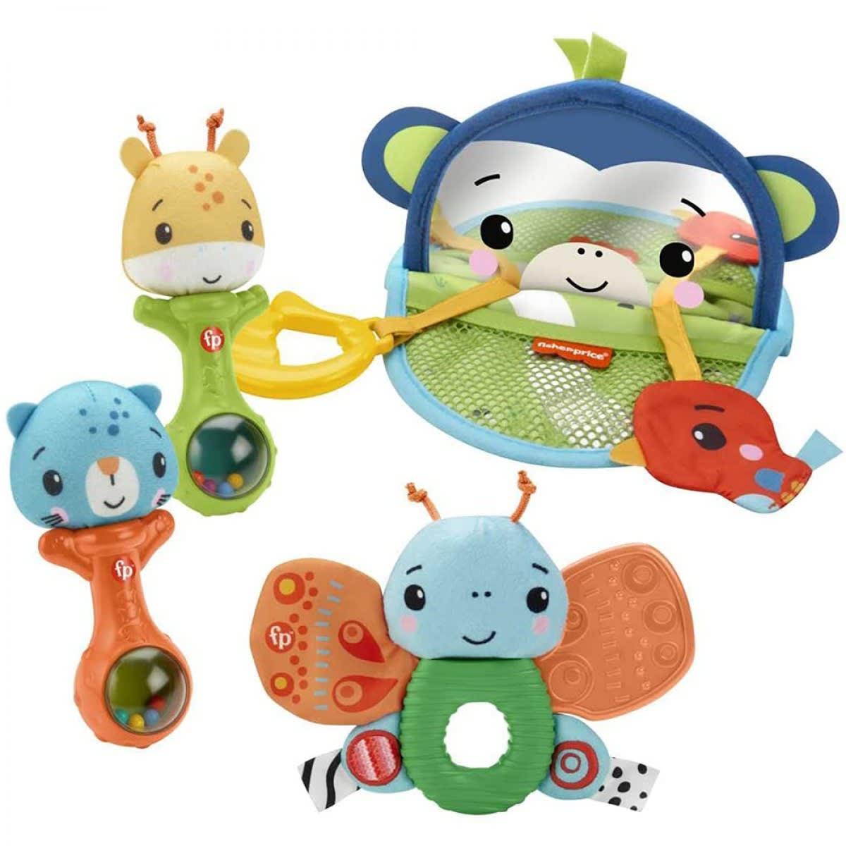 Play Kit Hello Senses 3M+ FISHER PRICE (HFJ92)