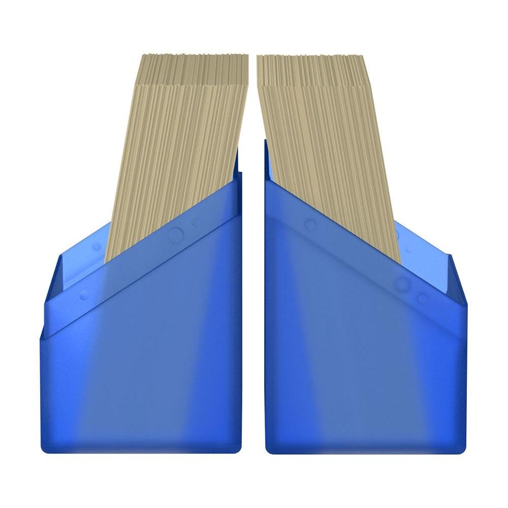 Ultimate Guard Boulder Deck Case 60+Standard Size Μπλε Sapphire (UGD010889)