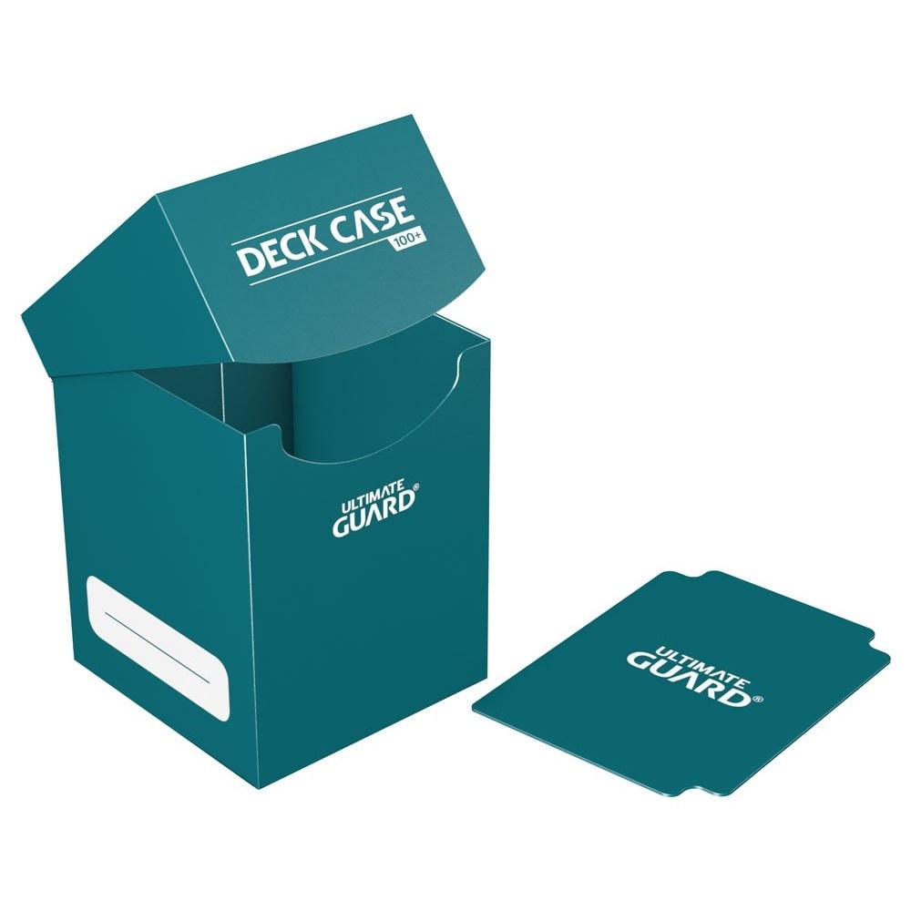 Ultimate Guard Deck Case 100+ Standard Size Μπλε Πετρόλ (UGD010299)