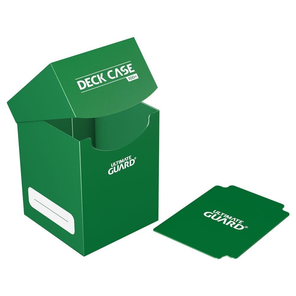Ultimate Guard Deck Case 100+ Standard Size Πράσινο (UGD010266)