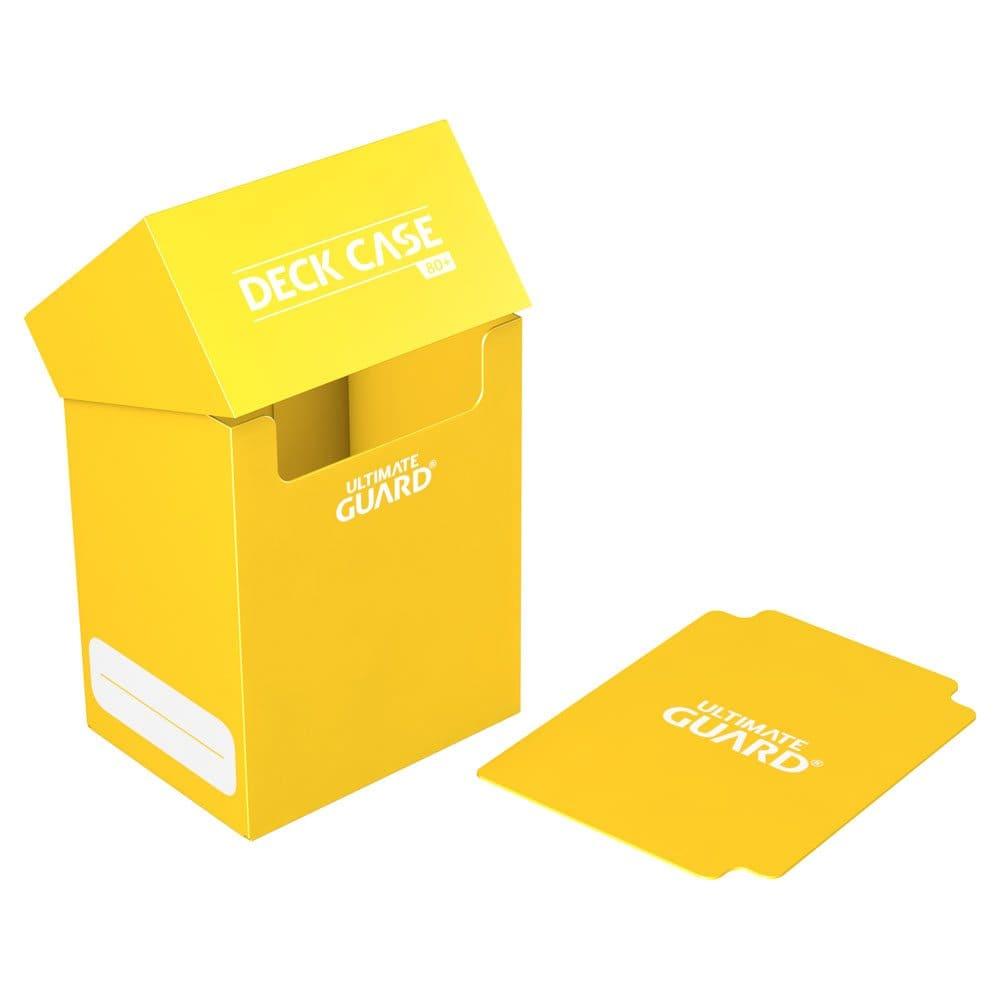 Ultimate Guard Deck Case 80+ Standard Size Κίτρινο (UGD010260)