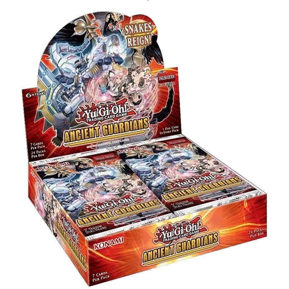 Yu-Gi-Oh! Ancient Guardians Display 24 Boosters KONAMI (KON848098)