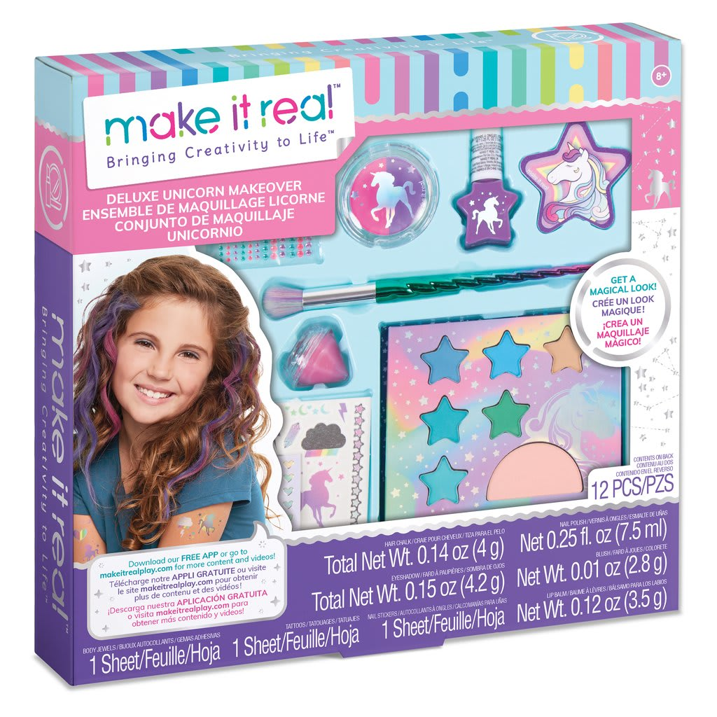 Deluxe Unicorn Makeover Make it Real (2461)