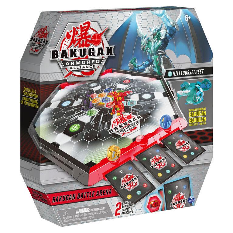 Bakugan Armored Alliance Battle Arena SPIN MASTER (6056040)