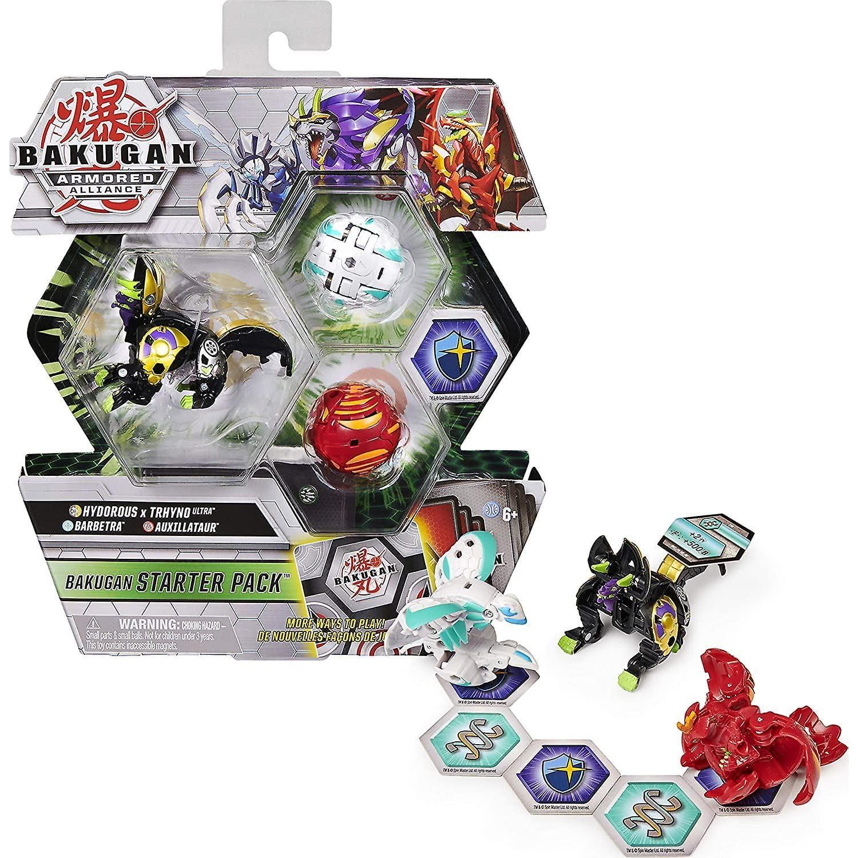Bakugan Starter Pack S2 Armored Alliance SPIN MASTER (6055886)