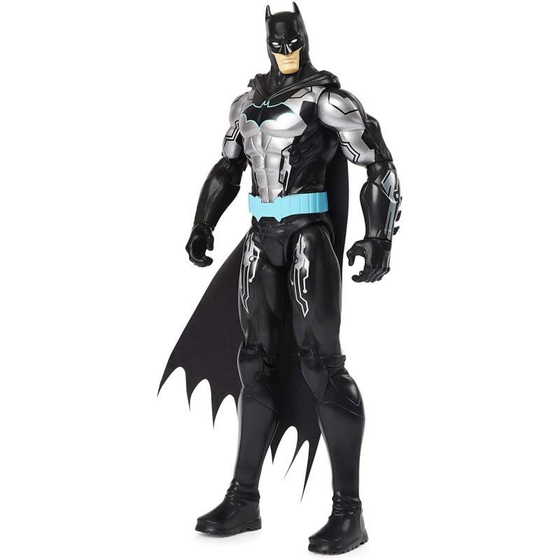 Bat-Tech Batman Black Deco 30cm SPIN MASTER (6060346)