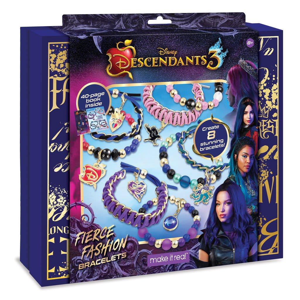 Descendants 3 - Fierce Fashion Bracelets Make it Real Disney (4223)