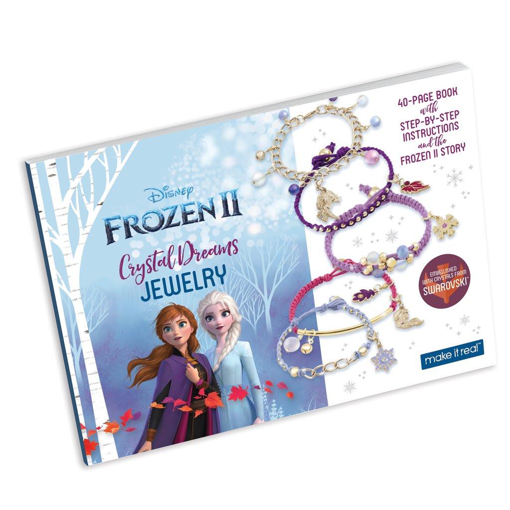Frozen II: Crystal Dreams Bracelets Make it Real (4380)