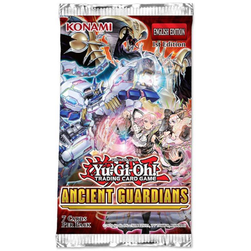 Yu-Gi-Oh! Ancient Guardians Booster KONAMI (KON848098)