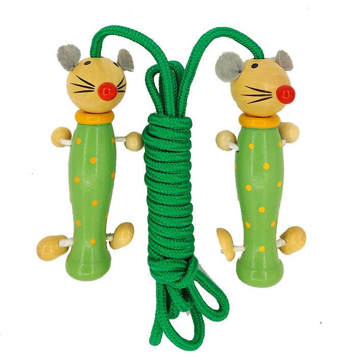 Σκοινάκι γυμναστικής - ποντικάκι