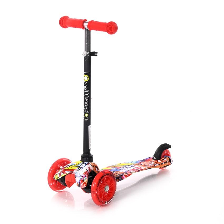 Scooter Mini Graffiti lorelli (1039001)