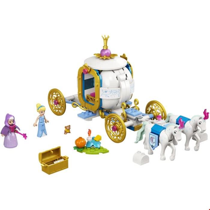 43192 Cinderella's Royal Carriage LEGO