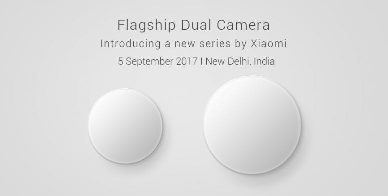 Flagship dual camera launch