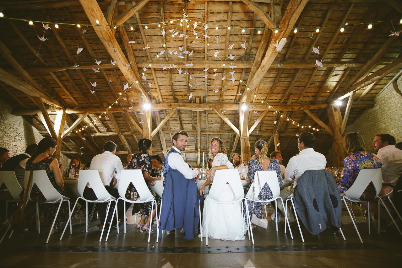 Mariage au Grenier des saveurs