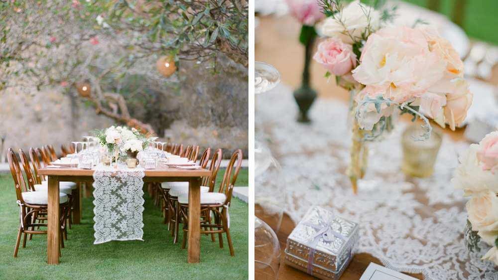 Table élégante : Envie d'ajouter un graindefoliepourle J ?