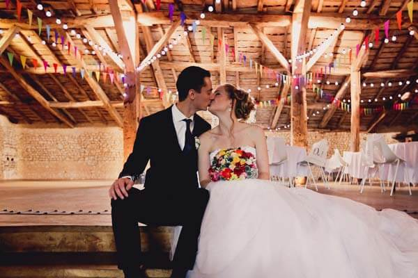 Photographe de mariage à Bordeaux