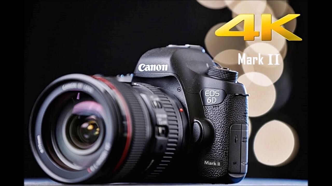 Test du Canon EOS 6D Mark II