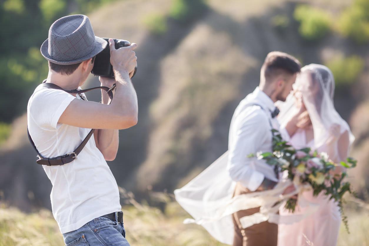 Formation photographe de mariage :