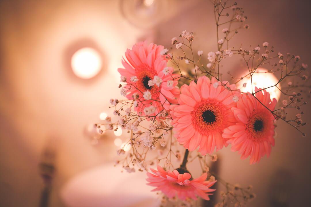 décoration de la table champêtre Photographe de mariage sur Angouleme Christophe Boury chris-creation pour blog
