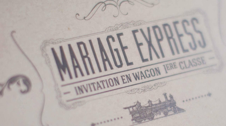 faire-part Photographe et graphiste je crée vos faire part de mariage