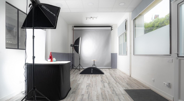 location matériel studio photos Christophe B