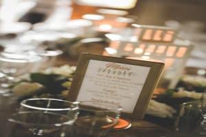 Photographe de mariage Villenave d'Ornon Bordeaux aquitaine Sud-Ouest chris-creation Christophe boury - détails de la table le menu