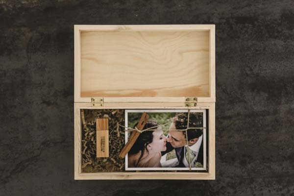boite pour les maries du photographe Christophe Boury Bordeaux