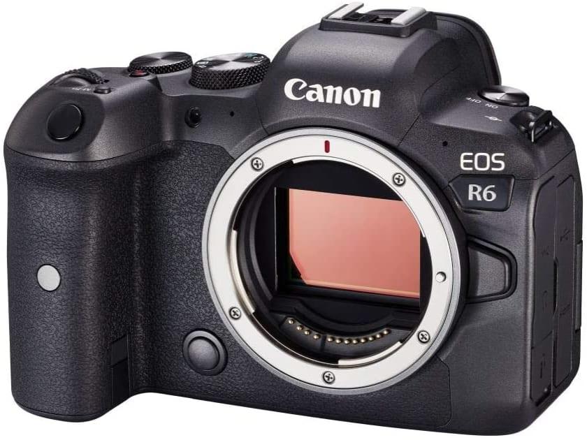 capteur test canon 6R Un photographe de mariage test le canon R6 pour un mariage