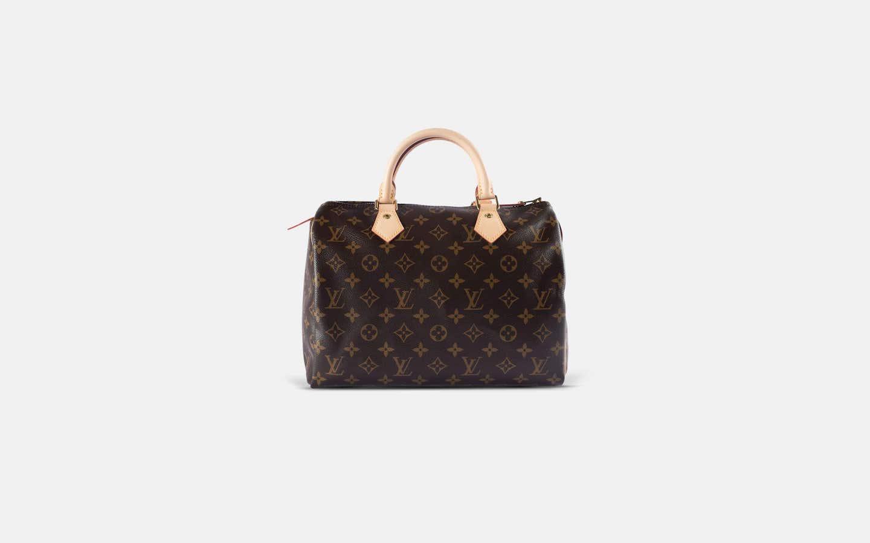 3e7e232c388b Louis Vuitton Monogram Speedy 30 - Prendo